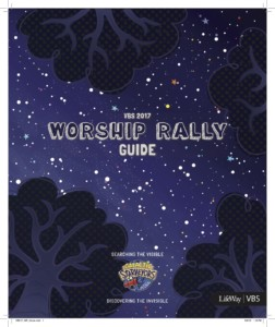 Worship Rally Cover