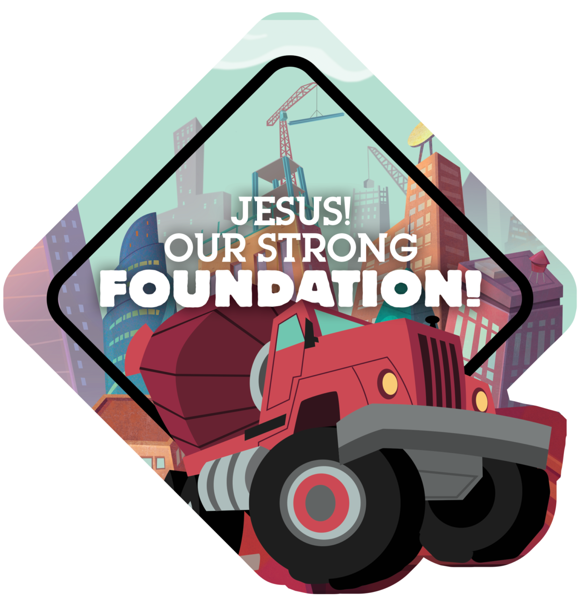 Image result for vbs 2020 motto sign