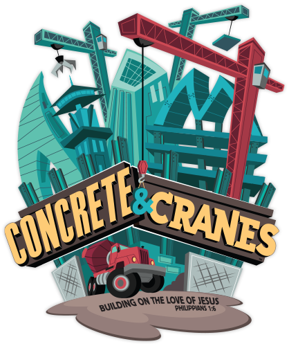 LifeWay VBS Concrete and Cranes