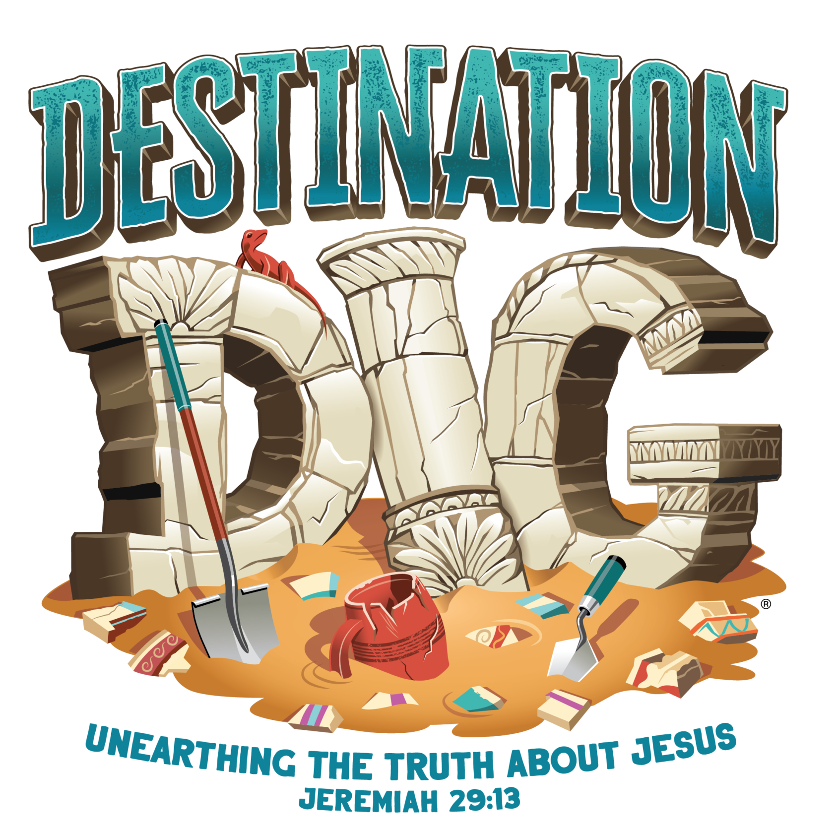 Lifeway's VBS 2021 Is ... - VBS 2021 | Vacation Bible School | Lifeway VBS