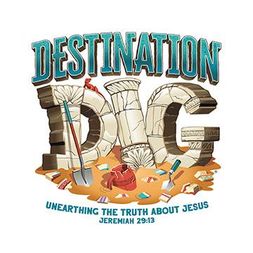 Destination Dig Resources - VBS 2021 | Vacation Bible School | Lifeway VBS